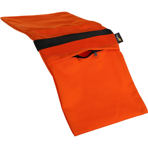 Impact Empty Saddle Sandbag - (35 lb Capacity, Orange)
