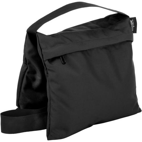 Impact Filled Saddle Sandbag (20 lb, Black)