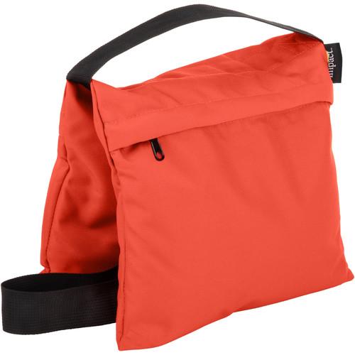 Impact Saddle Sandbag (20 lb, Orange)