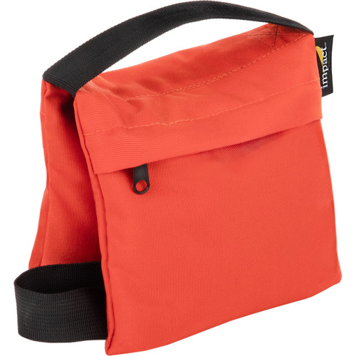 Impact Saddle Sandbag (5 lb, Orange)