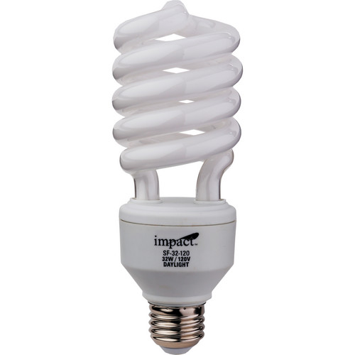 Impact Spiral Fluorescent Lamp (32W/120V)