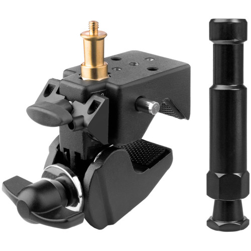 """Impact Super Clamp with 5/8"""" Snap-In Pin"""