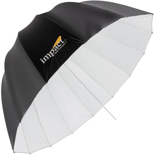 "Impact Large Deep White Umbrella (51"")"