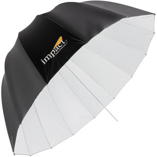 "Impact Large Improved Deep White Umbrella (51"")"