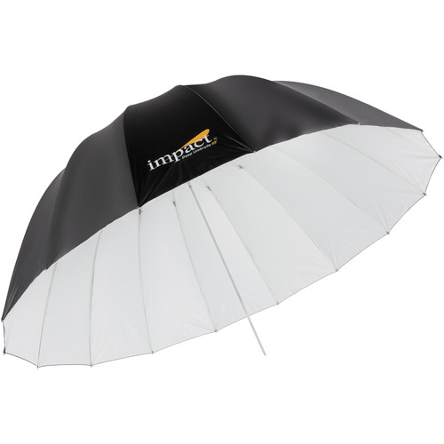 "Impact X-Large Improved Deep White Umbrella (65"")"