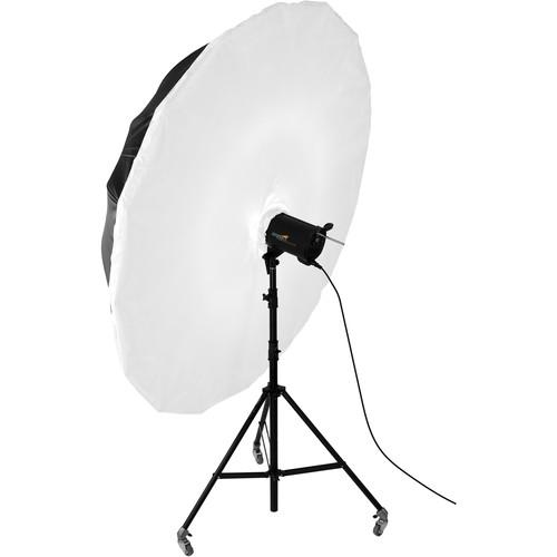 Parabolic Umbrella Vs Softbox: Impact 7' Parabolic Umbrella Diffuser UP-7D B&H Photo Video