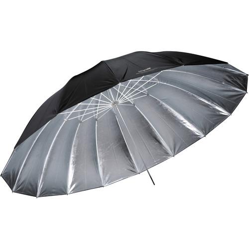 Impact 7' Improved Parabolic Umbrella (Silver)