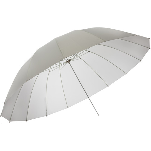 Impact 7' Parabolic Umbrella (Translucent White)