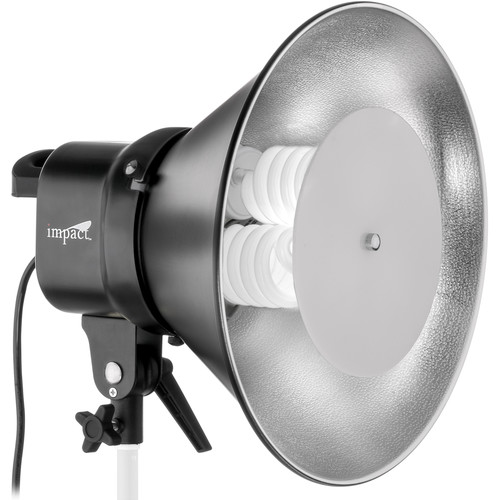 Impact VA902 Three Lamp Fluorescent Cool Light (120VAC)