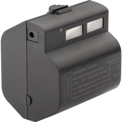 Impact Lithium-Ion Battery for Venture TTL 600