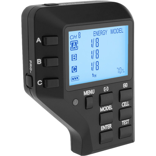 Impact Venture Wireless Controller with Sony Auto-lock Accessory Shoe