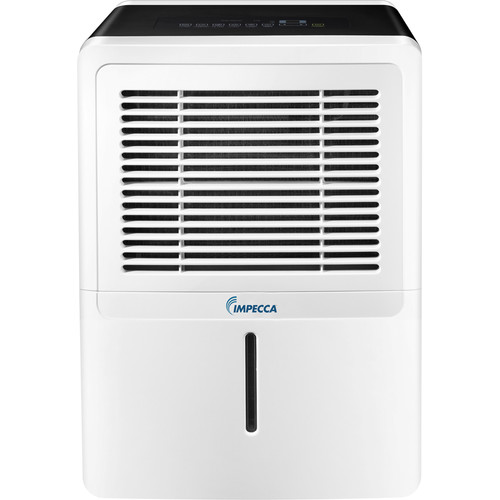 Impecca IDM-52SP Portable Dehumidifier (50 Pints)