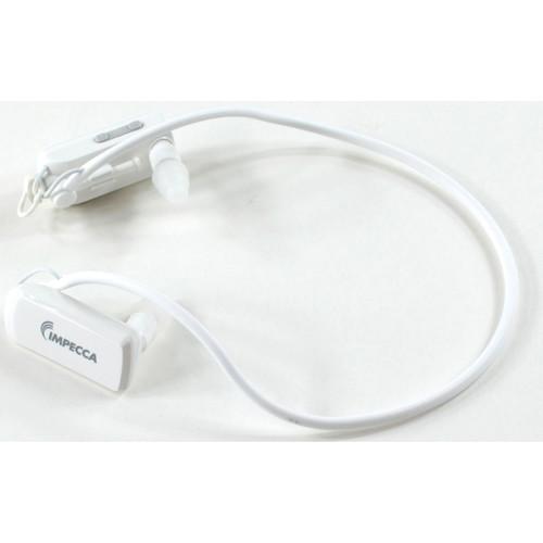 Impecca 8GB Wire-Free Sport MP3 Player (White)
