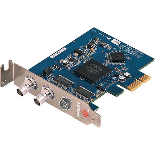Imperx HD-SDI PCIe x1 Video Capture Card