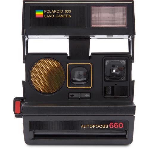 Polaroid Originals 600 Sun 660 AF Instant Film Camera