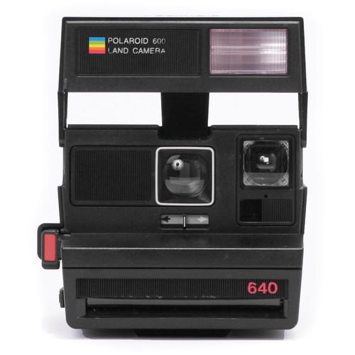 Polaroid Originals Sun 640 Instant Film Camera