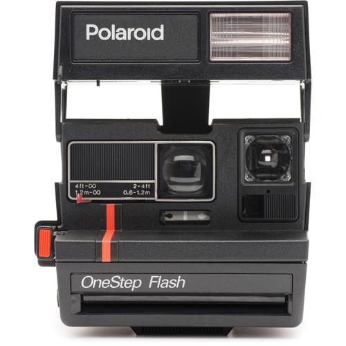 Polaroid Originals 600 Red Stripe Instant Film Camera