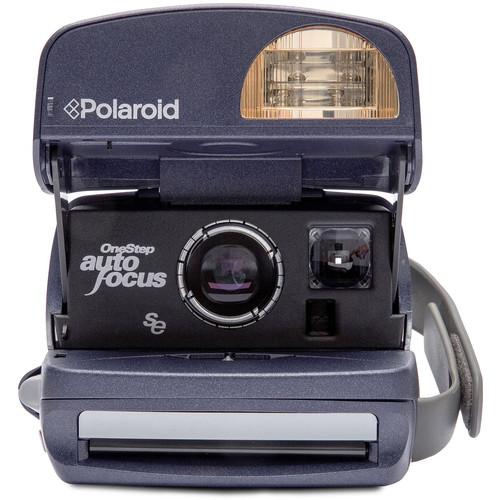 Polaroid Originals 600 Express Instant Camera (Blue)