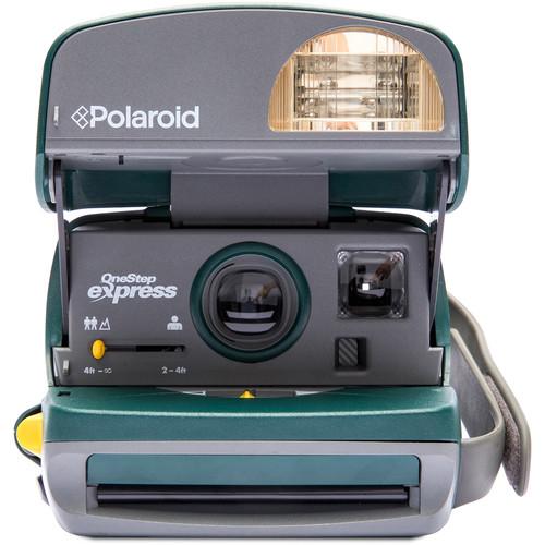 Polaroid Originals 600 Express Instant Camera (Green)