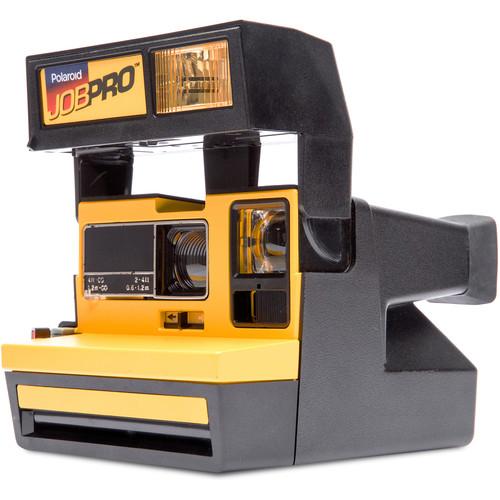 Impossible Polaroid 600 Job Pro Instant Film Camera