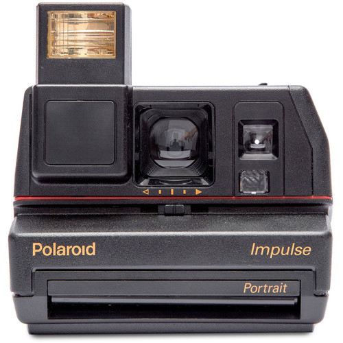 Polaroid Originals 600 Impulse Instant Film Camera