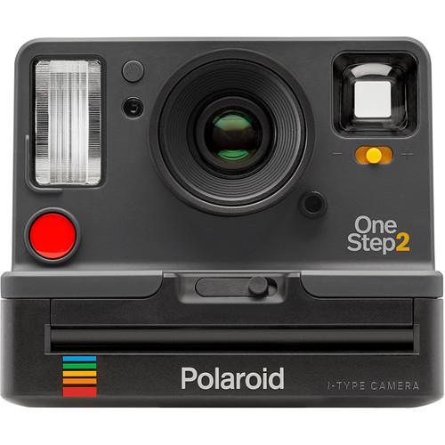 Polaroid Originals OneStep2 Instant Film Camera (Graphite)