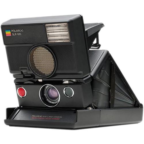Impossible Polaroid SLR 680 Instant Film Camera
