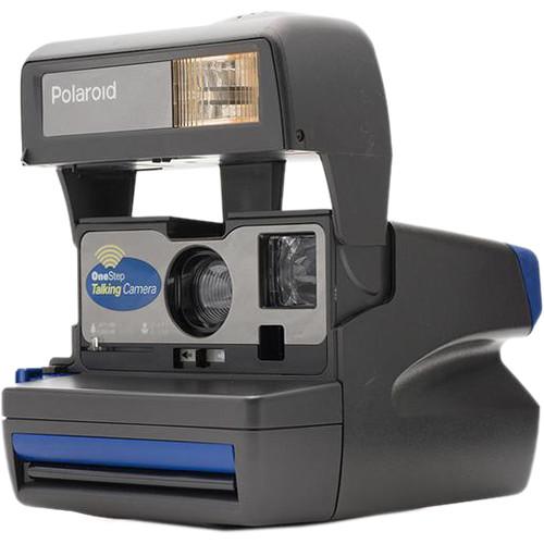 Impossible Polaroid 600 Talking Camera