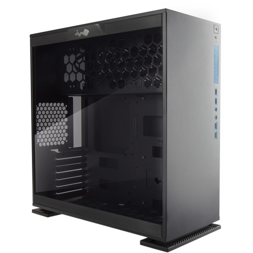 In Win 303 ATX Gaming Chassis (Black)