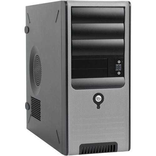 In Win C583.CH450TB3 Mid Tower Chassis with 450W Power Supply
