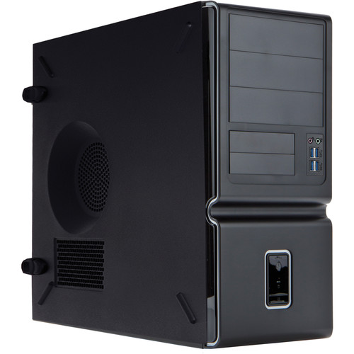 In Win EA013 Mid Tower Chassis with 350W Power Supply