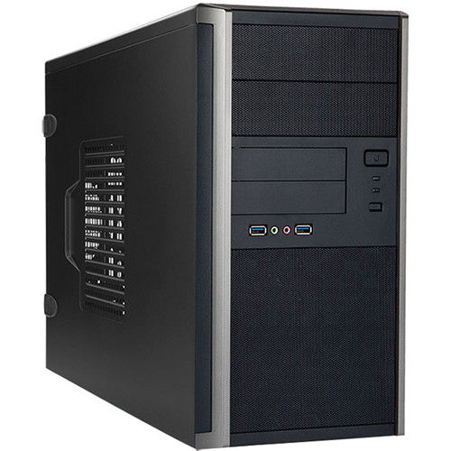 In Win EM035 Mini Tower Chassis with 350W Power Supply and USB 3.0