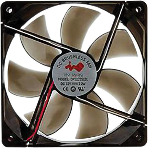 In Win 120mm Transparent Cooling Fan (Black)