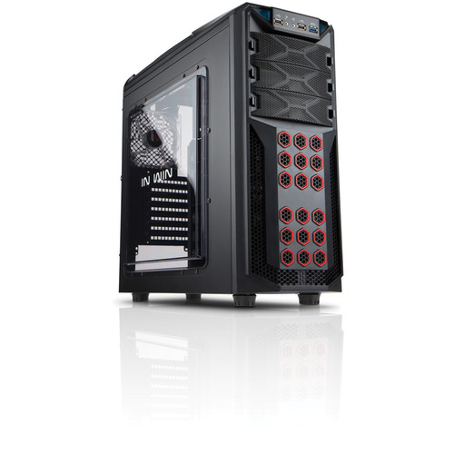 In Win GT1 System Cabinet (Black)