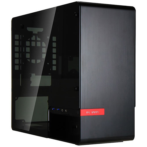 In Win 901 Mini-ITX Aluminum & Tempered Glass Gaming Chassis