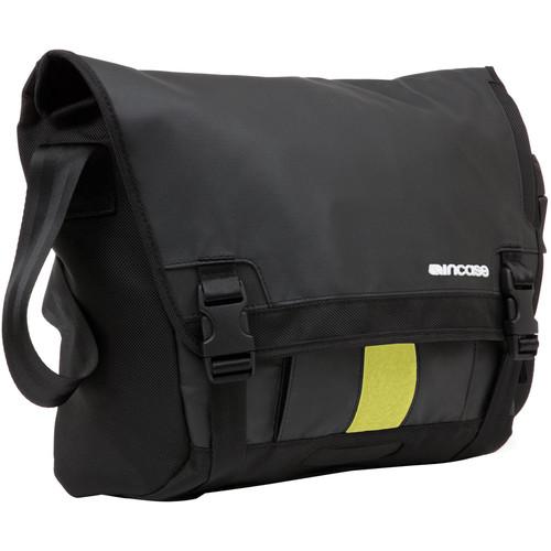 "Incase Designs Corp Range Messenger Bag for 13"" MacBook Pro (Black/Lumen)"