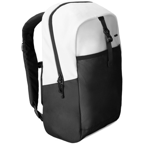 Incase Designs Corp Cargo Backpack (White/Black) CL55543 B&H