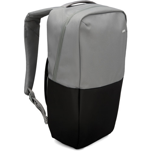 Incase Designs Corp Icon Compact Backpack (Gray/Black)