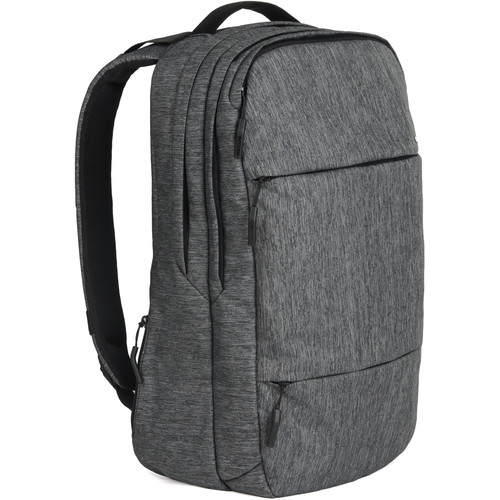 "Incase Designs Corp City Backpack for 17"" MacBook Pro (Heather Black/Gunmetal Gray)"