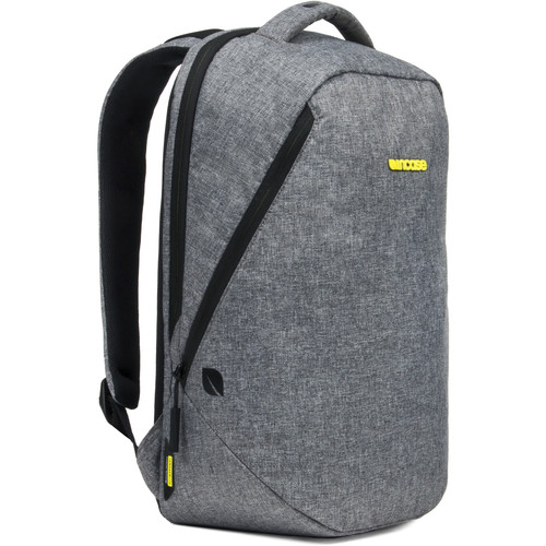 "Incase Designs Corp Reform Backpack with TENSAERLITE for 15"" MacBook Pro Retina (Heather Gray)"