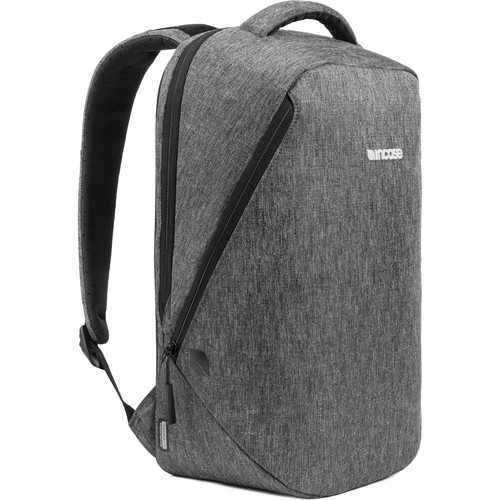 "Incase Designs Corp Reform Backpack for 15"" Laptop (Heather Black)"