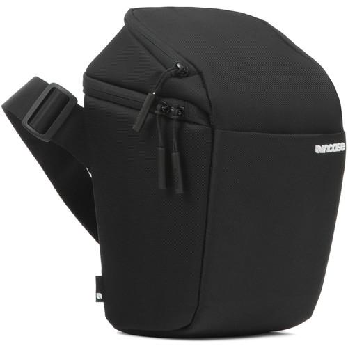 Incase Designs Corp DSLR Case with Shoulder Strap (Black)