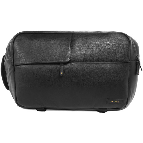 Incase Designs Corp Ari Marcopoulos Camera Bag (Black Leather Edition)