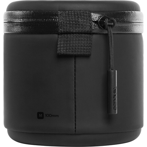 Incase Designs Corp Lens Case Medium (Black)