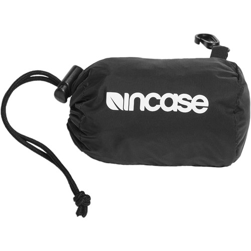 Incase Designs Corp Rain Fly Backpack Cover (Medium, Black)