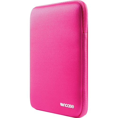 Incase Designs Corp Neoprene Pro Sleeve for iPad 2nd/3rd/4th Gen (Hot Magenta)