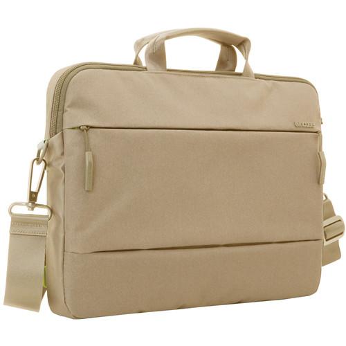 "Incase Designs Corp City Brief Bag for 15"" MacBook Pro (Dark Khaki)"