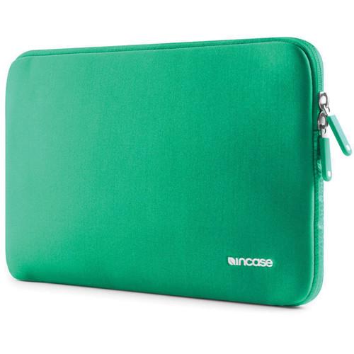 "Incase Designs Corp Neoprene Pro Sleeve for 11"" MacBook Pro (Emerald Green)"