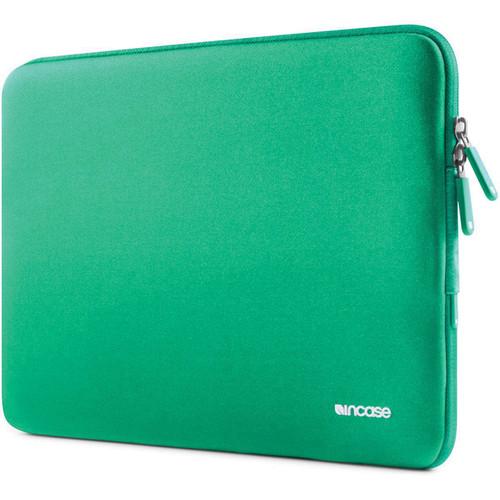 "Incase Designs Corp Neoprene Pro Sleeve for 15"" MacBook Pro (Emerald Green)"