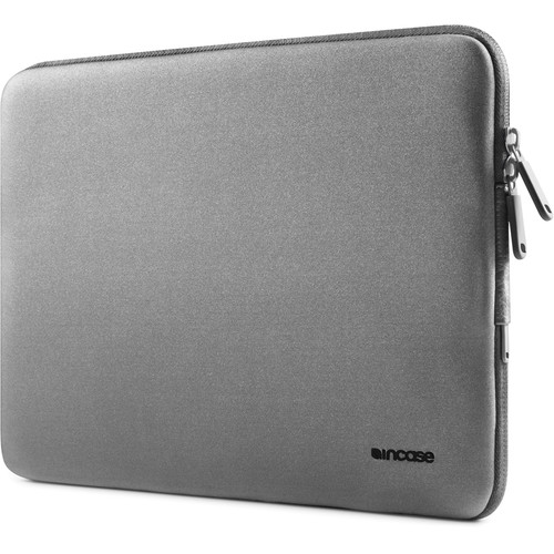 "Incase Designs Corp Neoprene Pro Sleeve for 13"" MacBook Pro, 13"" MacBook Retina, 13"" MacBook Air (Gray)"